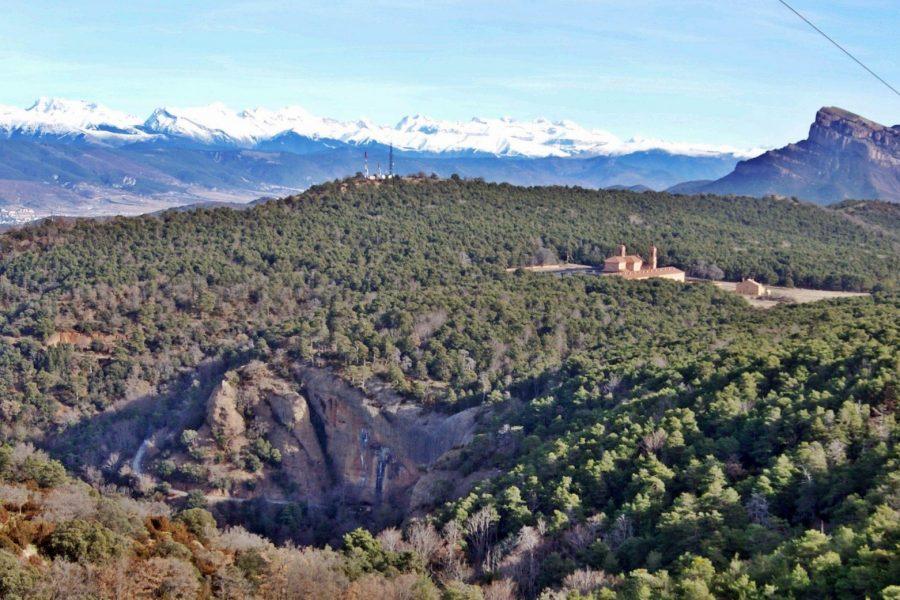 San Juan de la Peña, paseando por la cuna del Reino de Aragón