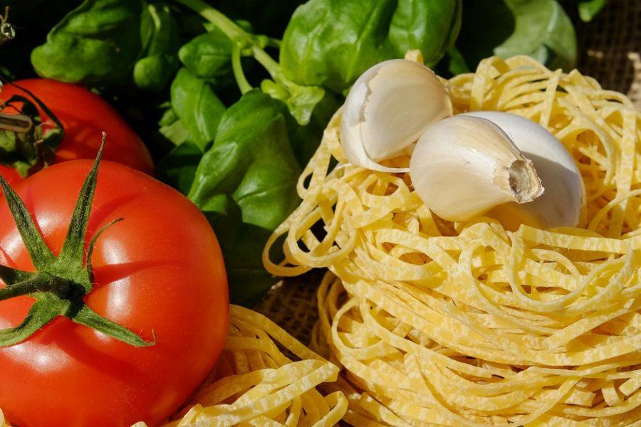 Cómo cuidarse con la comida italiana