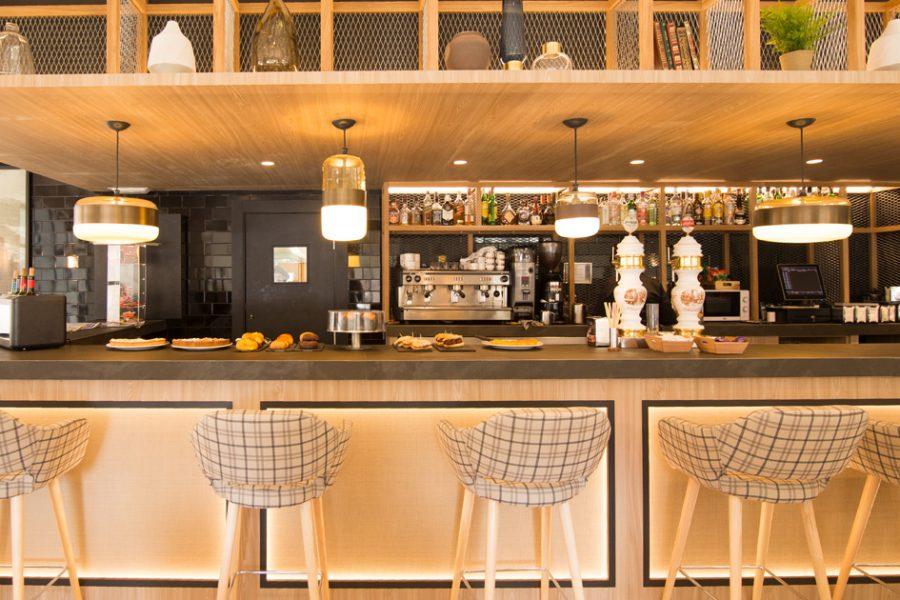 Espectaculares cambios en la Cafetería Oroel de Jaca