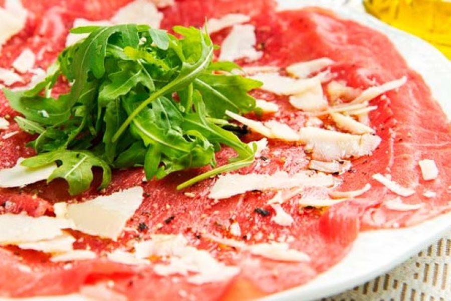 El Carpaccio, un plato exquisito y con múltiples beneficios para la salud