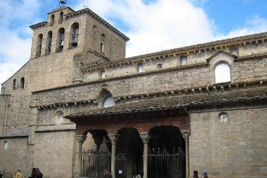 La Catedral de San Pedro de Jaca, arte y belleza con antigüedad