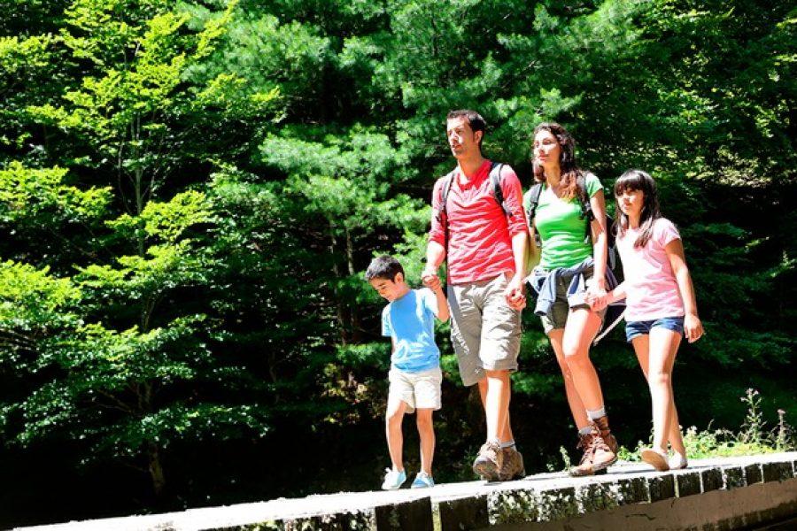Ven a disfrutar del verano en Jaca con niños