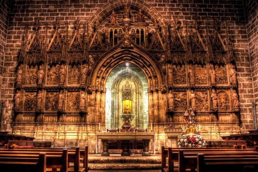 El origen de la leyenda del Santo Grial y su estancia en Aragón