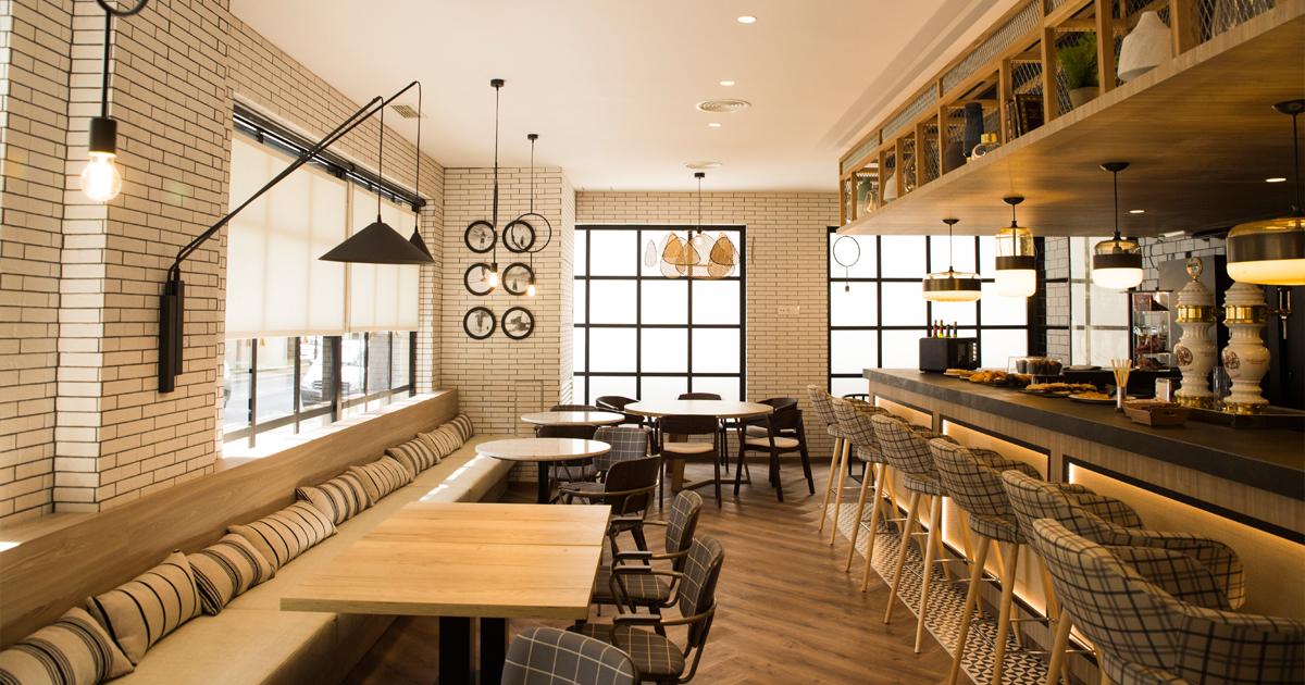 Un cambio a mejor en la Cafetería Oroel