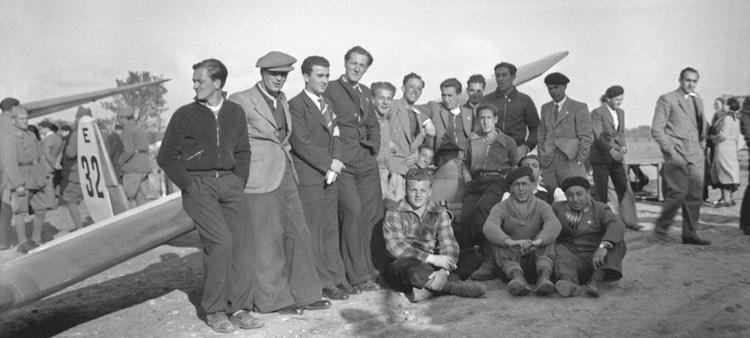 Fundadores Huesca Aero Club