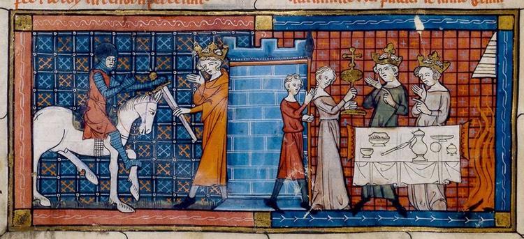 Perceval de Chrétien de Troyes
