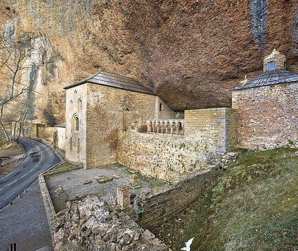El Monasterio Viejo de San Juan de la Peña