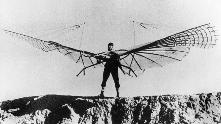 Otto Lilienthal - El Hombre Pájaro