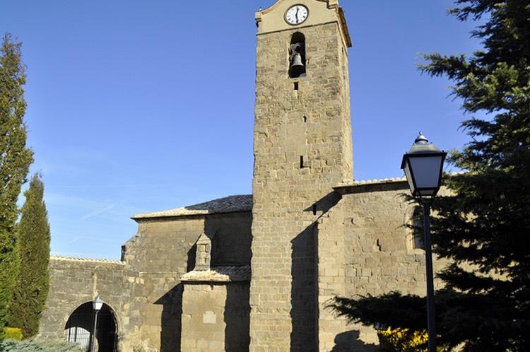 Parroquia de San Fructuoso, Bailo