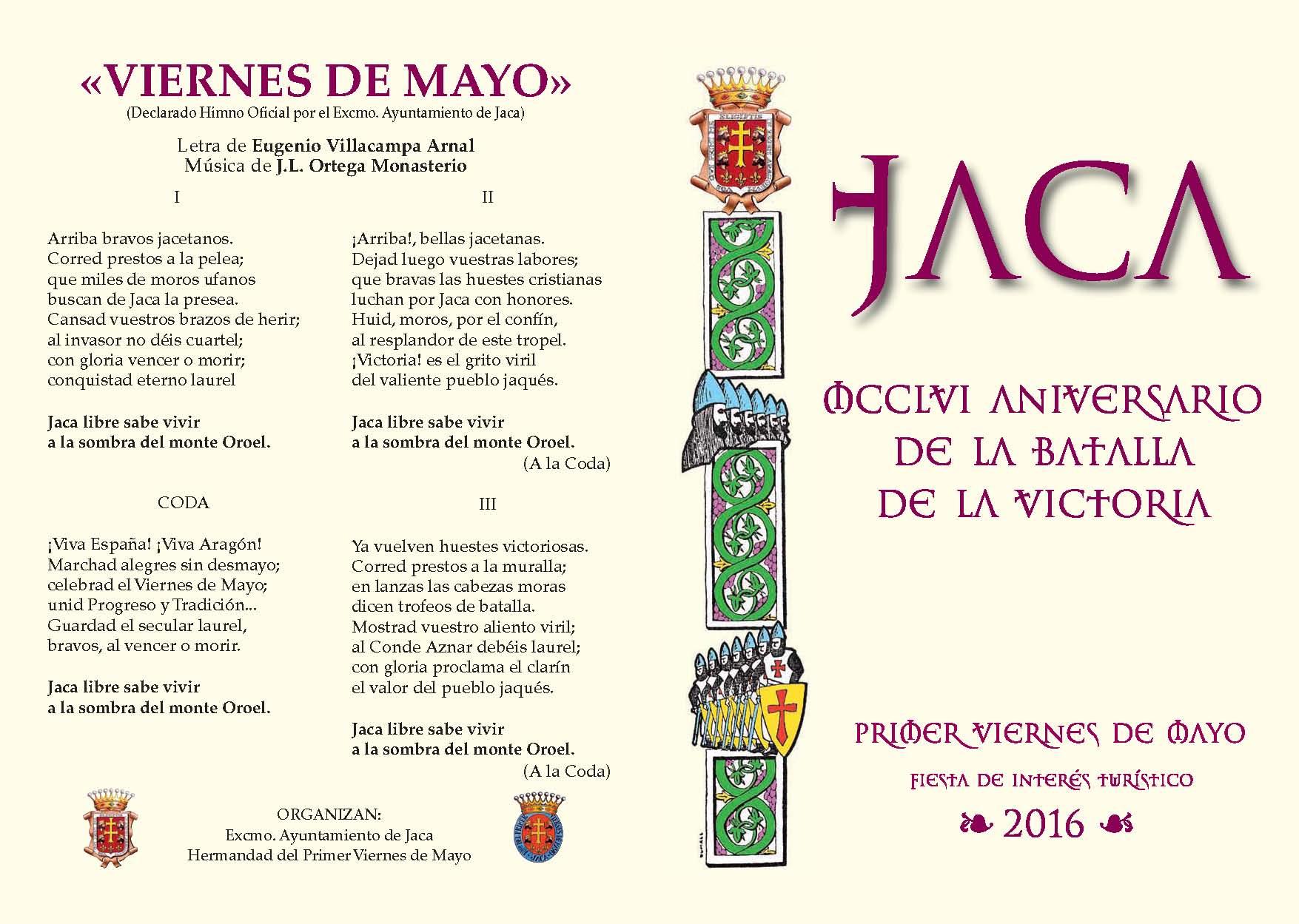 Himno Primer Viernes de Mayo