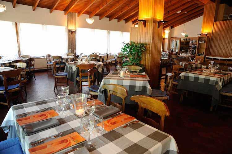 Restaurante Trattoria El Parque - Comedor